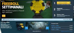 Perché scegliere Betfair Poker per i migliori tornei Freeroll?