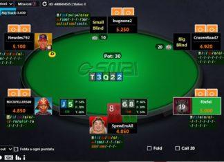 SNAI Poker: tavoli in contanti, tornei e ricchi bonus!