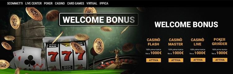 Newgioco bonus, analisi e recensione