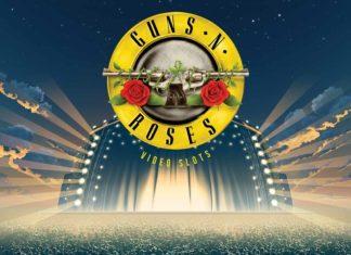 Guns N ' Roses ritmo musicale slot