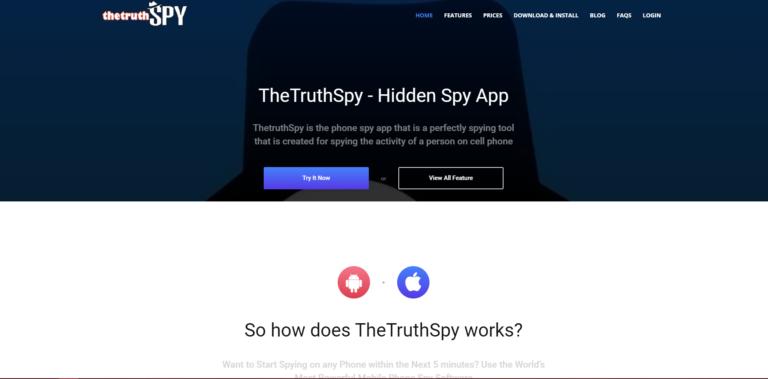 TheTruthSpy: Cosa Fa?