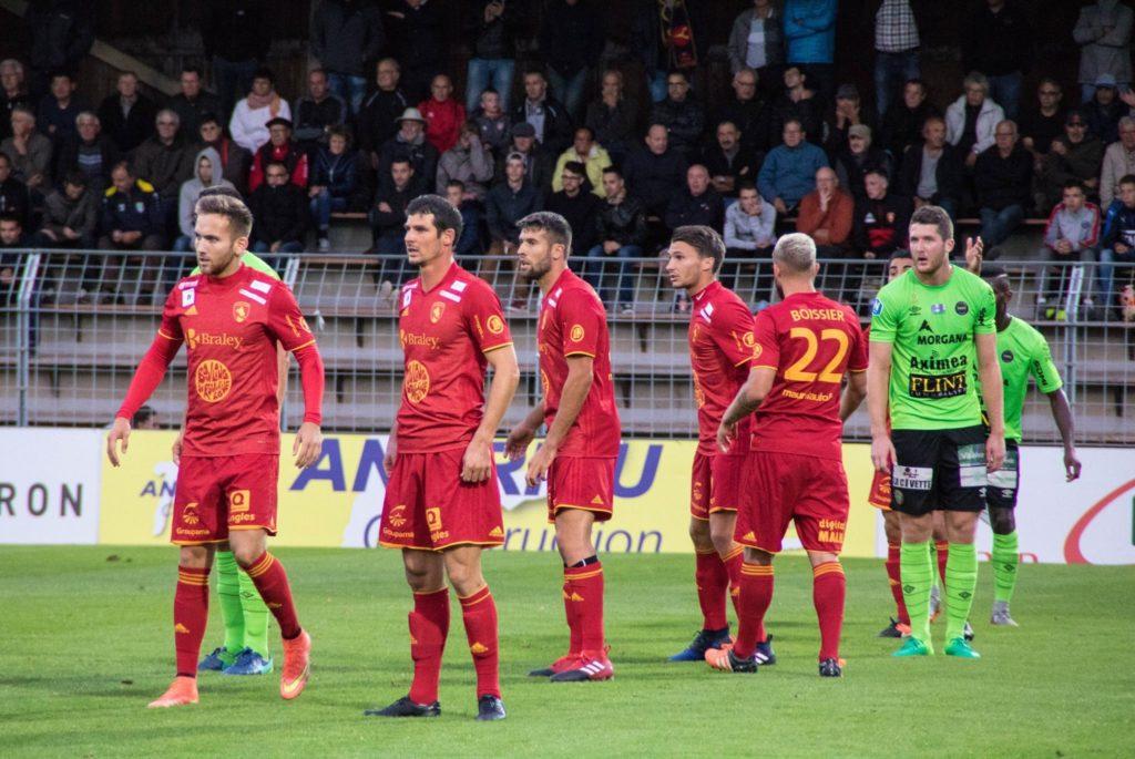 Ligue 2 partecipanti 2019-2020