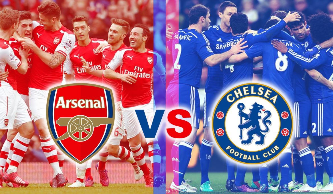 Pronostico ARSENAL - CHELSEA